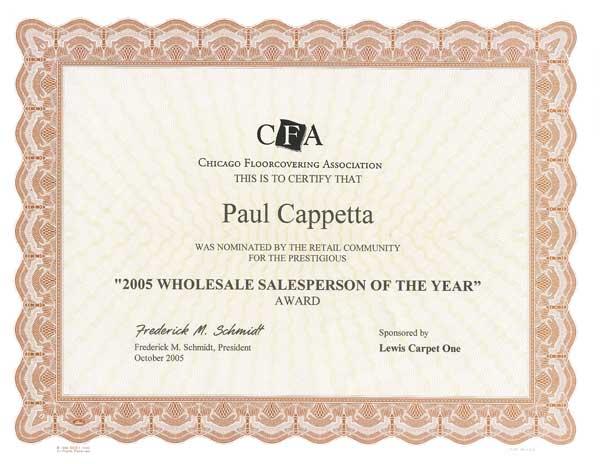 cfa certificate pc chicago